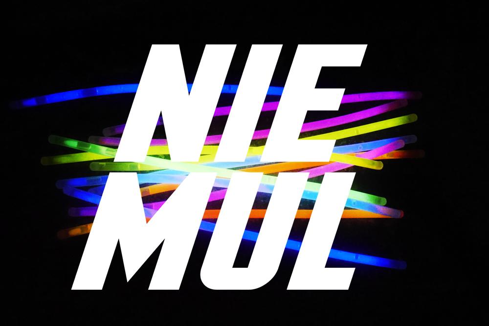 Świecące Logo Niemul
