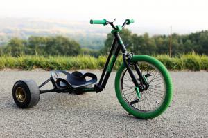 rower trzykołowy drift trike