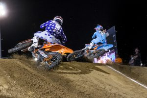 straight rhythm supercross